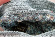 Handbags/Shopping bags/Clutches