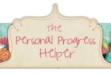 LDS YW Personal Progress / by Jennifer Ausmus