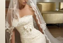 Bridal - Gowns / by hummingbird.pie