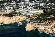 Portugal / The coastline of Portugal with photos and video from a helicopter. The true view of seaside destinations, beaches, hotels, ports, marinas, anhorages.