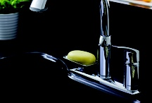 We love: Kitchen Faucets