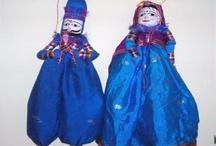 Marionetas Rajasthan
