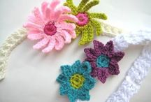 Crocheting-Flowers