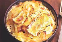 plats a base de fromage
