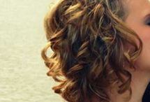 short hairstyles for wedding bride or guest