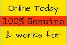 Online Business Ideas /  Great Posts To help you figure out ways to work & make money from home. Whether you're a beginner or master you will find plenty of help here.