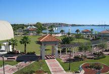 Cocoa, Florida / All around the City of Cocoa.