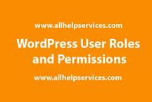 WordPress User Roles and Permissions / By default WordPress has a user role management system. Knowing these user roles and permissions are essential as your WordPress site grows.