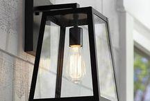 designer lighting ourdoor