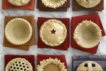 Mini Pies!!! / by Rachael Rousseau