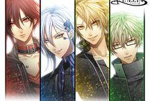 ♥ ♦ ♣ ♠ Amnesia ♥ ♦ ♣ ♠ / Anime