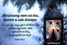 idézetek karácsony