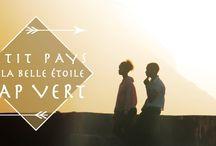 Voyager au Cap Vert / Voyages, conseils et coups de coeur dans l'archipel du Cap Vert à l'Ouest du continent africain