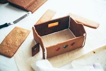 FOOD/gingerbread house
