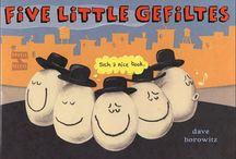 Jewish Kids' Books / by Kveller