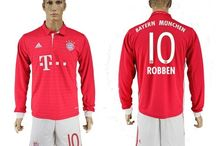 Billige Arjen Robben trøje / Køb Arjen Robben trøje 2016/17,Billige Arjen Robben fodboldtrøjer,Arjen Robben hjemmebanetrøje/udebanetrøje/3. trøje udsalg med navn.