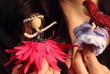 polymère, modèles, bijoux, tutos