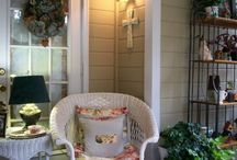 Screened In Porches