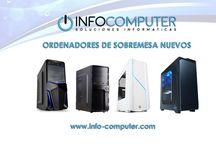 PC Gaming y Ordenadores Nuevos / Encuentra los mejores ordenadores gaming en Infocomputer. Si necesitas un pc gaming barato u ordenador gaming nosotros lo tenemos.