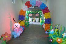 Artes com balões
