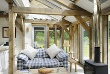 timber frame architecture