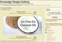 health   amazing coconut oil