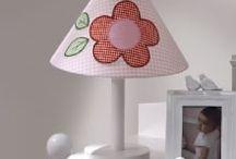 Abajur & Tavan Lamba / Table & Ceiling Lamp / Bebek uyku setleri ile uyumlu,dekoratif Abajur ve Tavan Lambalar  Decorative Table Lamps & Ceiling Lamps