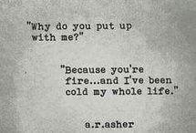 Romance / Romantic Quotes