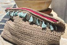 Mochilas knit