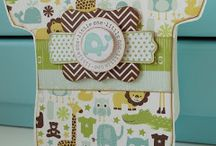 Scrapbooking: shaped cards