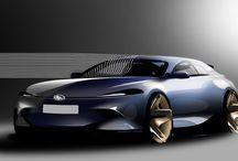 Automotive Sketch / Design Industrial