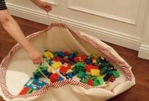 Lego play mat