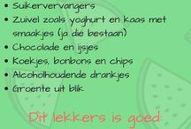 Suikervrij / April is de #nosugar challenge op daniellachristina.nl. Doe jij met me mee?