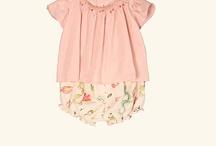 Baby apparel / by Bebê com estilo