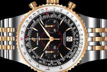 Breitling Montbrillant / Nel 1969 Breitling divide con Buren e Heuer-Leonidas la creazione del movimento cronografo a carica automatica, un progresso importante per tutta la storia dell'orologeria...