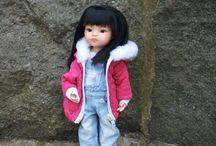 Paola Reina Les Cheries Little Darling dolls