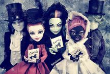 Monster High dolls (without modification) - best photos