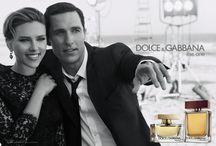 eau de parfum / the new fragrances and the Adv campaign