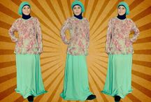 Dress Pop Batik
