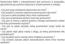 Studium Biblijne
