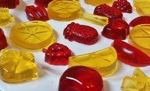 balas de gelatina sem açúcar bom