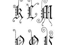 harfler bordür