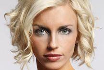 hiusväri ja kampaukset
