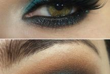 Maquiagem sereia