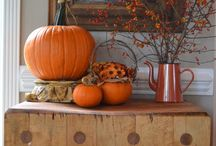 Fall Decorating / by Pat Mesker