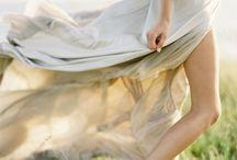 Hope's Bridal Catalog Shoot