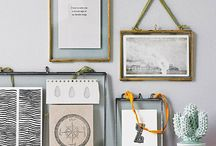 photo frames / by Cyclechic Ltd