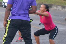 MarketOne Barbados sports day 2016