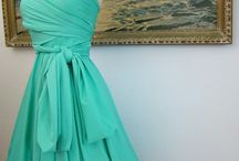Lovely pretty dresses! / All the lovely pretty dresses I see and I like and I fall in love with....