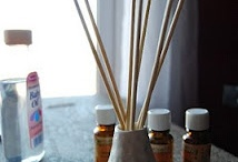 Home made Reed Diffusers